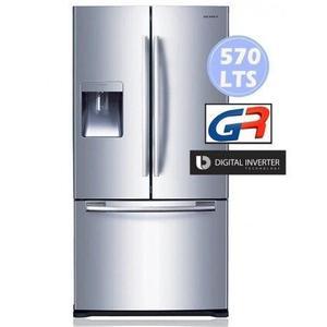 Refrigeradora Samsung Side By Side 570 Lts Rt67depn1/xpe - 3