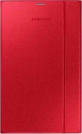 Samsung Book Cover Galaxy Tab S De 8.4 Rojo Nuevo Original