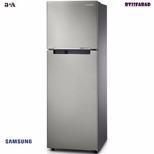Samsung Refrigeradora 234 Lt Rt22faradsp Silver Nuevo
