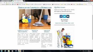 Aspirador robotico klinsman krv205 limpia la casa posot for Empresas de limpieza a domicilio