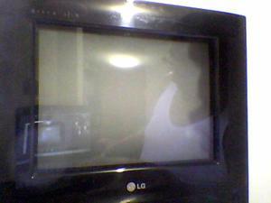 VENDO TV LG COLOR NEGRO 14 y TV SONY WEGA TRINITRON 24