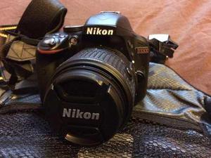 Vendo Cámara Reflex Nikon D3300 Nueva A Solo 2550 Soles!