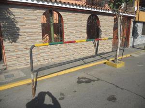 Vendo baranda de seguridad para jardin inicial o colegio