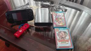 Wiiu 2 Mandos Y 3 Juegasoss
