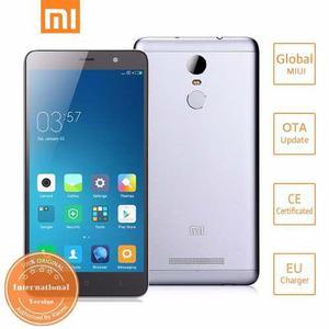Xiaomi Redmi Note 3 Pro 3gb Ram 32gb Rom 4g Internacional