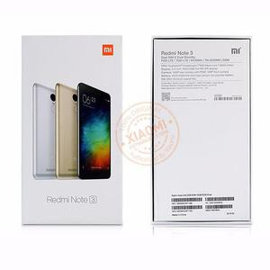 Xiaomi Redmi Note 3 Pro 4g 3gb 32gb Version Kate + Vidrio