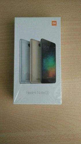 Xiaomi Redmi Note 3 Pro Prime (kate) 3/32gb. 4g Lte Sellado!