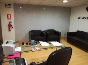 oficina amplia Larco