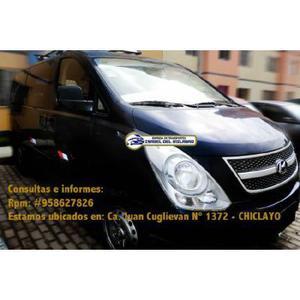 Alquiler de minivan en Chiclayo