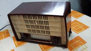 Antigua Radio Philips De Valvulas