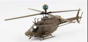 Bell Oh - 58d Kiowa Warrior Juguete Modelismo Militar