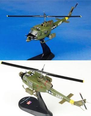 Bell Uh - 1b Huey Juguete Modelismo Militar
