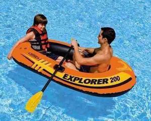 Bote Index Explorer 200 No Incluye Remos Stock