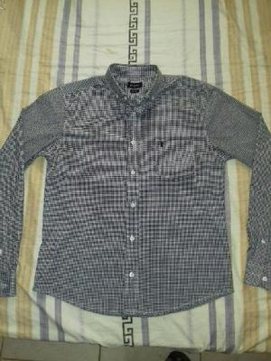 Camisa Manga Larga Talla S Slim Fit