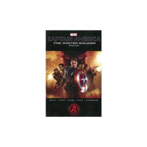 Capitan America: Soldado Del Invierno PRELUDIO - Marvel