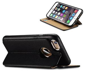 Case multifunción de cuero genuino en OFERTA!!! Iphone