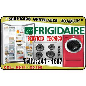 Servicio t�cncio @ FRIGIDAIRE @ lavadoras cocinas y