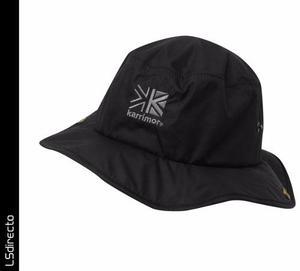 Sombrero impermeable trekking karrimor viper negro 7c62d486e93