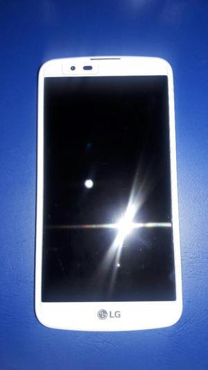 Vendo Celular Lg K10 Blanco