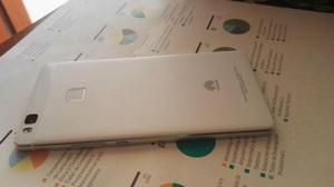 vendo huawei p9 lite blanco libre de fabrica 4G LTE en