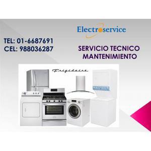 6687691) servicio t�cnico de lavadoras *frigidaire