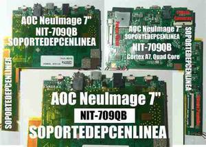 Aoc Neuimage 7 Nit-709q/qb Placa, Motherboard Para Tablet