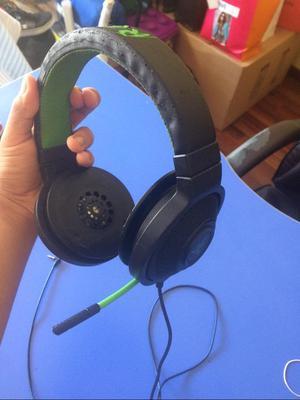 Audífonos Razer Kraken Pro Usados Remato