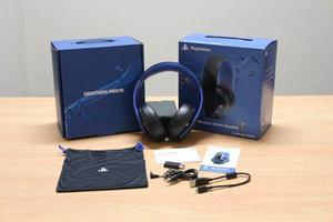 Audifono Gold Wireless Stereo Headset 7.1 Delivery