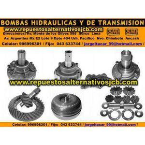 BOMBAS Hidr�ulicas Lima Peru BOMBAS�De