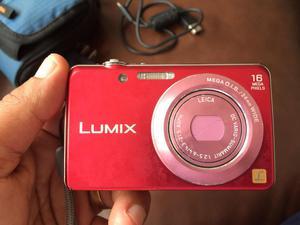 Camara Fotografica LUMIX Panasonic DCM FH8 16 Mpixeles