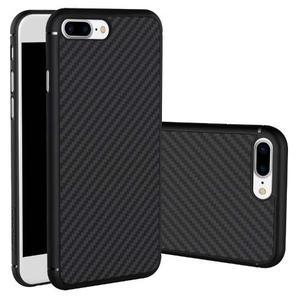 Case Cover Iphone 7 Fibra De Carbon Nillkin Original