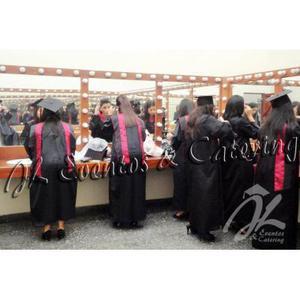 Ceremonia de Graduacion, Pre grado, Maestrias, Doctorados