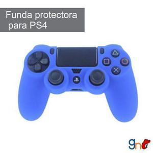 Funda Protector Silicona Dualshock4 Ps4 Playstation Gamenest
