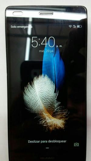 Huawei P8 Lite Libre 4g Lte Vendo