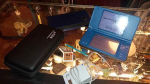 Nintendo Dsi Xl + 4r Con 140 Juegos