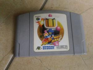 Nintendo N64 Bomberman Jap