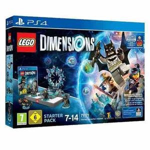 Oferta! Lego Dimensions + Supergirl Ps4, Nuevo Y Sellado