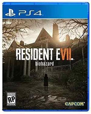 Resident Evil 7 Ps4 Vr Pre Venta Nuevo Sellado Envio Gratis