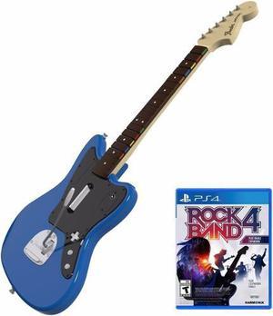 Rock Band 4 Rivals + Guitarra Fender Ps4 Xbox One A Pedido