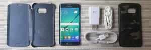 SAMSUNG GALAXY S6 EDGE DE 64GB CON FLIP COVER ORIGINAL LIBRE