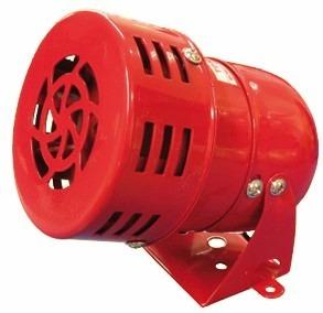 Sirena De Viento A Motor Para Alarmas Opalux Tdh-v