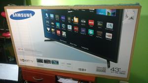 Smart Tv Samsung 43 Pulgadas Como Nuevo Remato