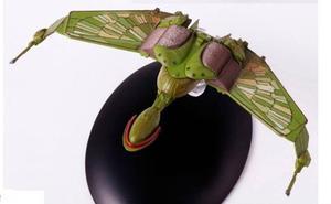 Star Trek Collection Klingon Bird Of Prey Juguete Series