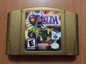 The Legend Of Zelda Majoras Mask Nintendo 64