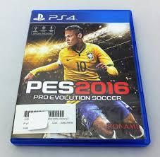 VENDO PES  PS4