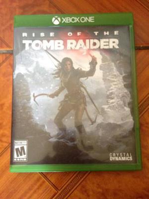 Vendo O Cambio Rise Of The Tomb Raider Como Nuevo Xbox One