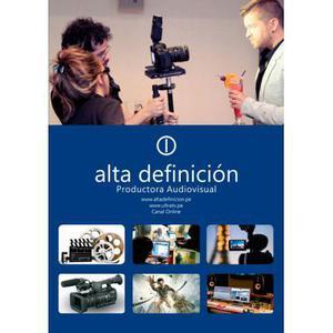 Videos para tus Servicios o Productos, Alta Definici�n,