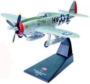 Avión P-47d Thunderbolt Modelismo Militar