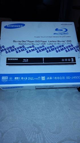Blue Ray Samsung Nuevo En Caja Sellada