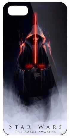 Case Funda Star Wars - Iphone 6 6s Modelo Sith Oscuro